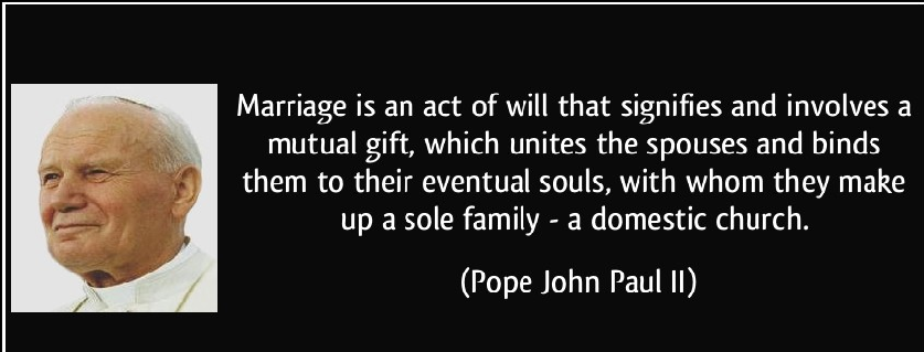 Pope John Paul Ii Quotes About Anniversary Upload Mega Quotes
