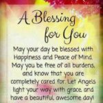 Positive Blessing Quotes Pinterest