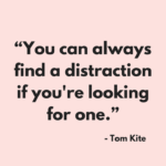 Positive Distraction Quotes Twitter