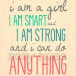 Positive Messages For Girls