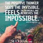 Power Of Positive Thinking Quotes Tumblr