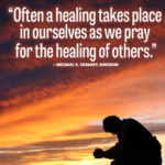 Prayer Quotes For Healing