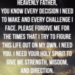 Prayer Quotes For Strength For A Friend
