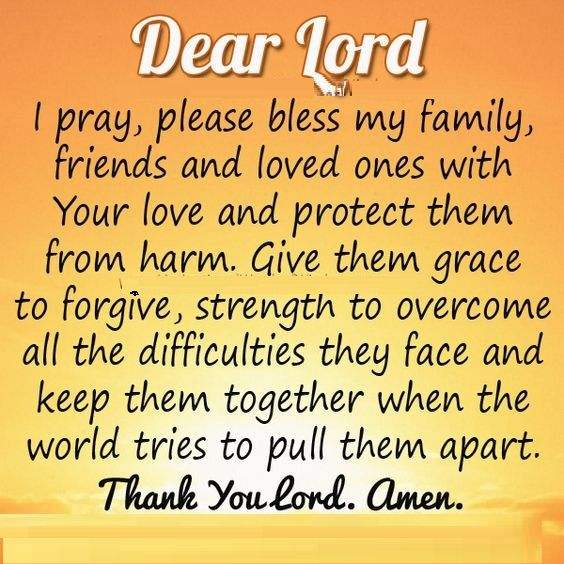 Prayer Quotes for Family and Friends – Upload Mega Quotes