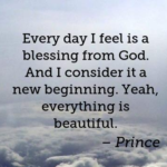 Prince Quotes About God