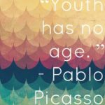 Quotes About Age by Pablo Picasso