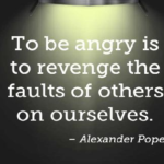 Quotes About Anger by Alexander pope