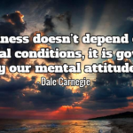 Quotes About Attitude by Dale Carnegie