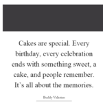 Quotes About Birthday by Buddy Valastro