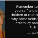Quotes About Chance by Kent Nerburn