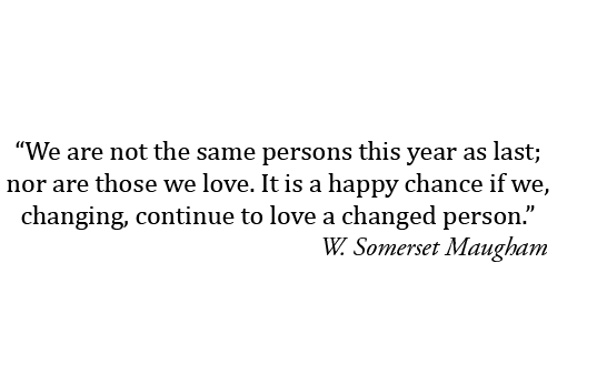 Quotes About Chance by W. Somerset Maugham