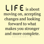 Quotes About Change In Life And Moving On Twitter