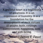 Quotes About Courage by James E. Faust