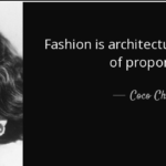 Quotes About Design by Coco Chanel
