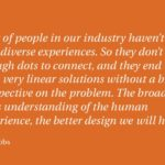 Quotes About Design by Steve Jobs