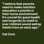 Quotes About Diet by Cat Cora