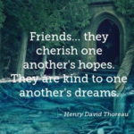 Quotes About Dreams by Henry David Thoreau