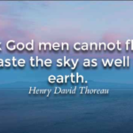 Quotes About Environmental by Henry David Thoreau