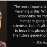 Quotes About Environmental by Mike Huckabee