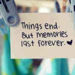 Quotes About Everlasting Memories