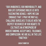 Quotes About Experience by Linda Thompson