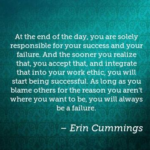 Quotes About Failure by Erin Cummings