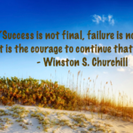 Quotes About Failure by Winston Churchill