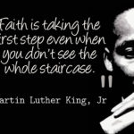 Quotes About Faith by Martin Luther King, Jr.