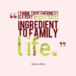 Quotes About Family by Barbara Bush