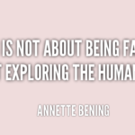Quotes About Famous by Annette Bening