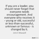 Quotes About Famous by John C. Maxwell