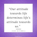 Quotes About Having A Positive Attitude Twitter