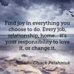 Quotes About Home by Chuck Palahniuk