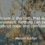 Quotes About Hope by Helen Keller