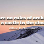 Quotes About Imagination by Gilbert K. Chesterton
