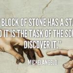 Quotes About Imagination by Michelangelo