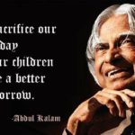 Quotes About Inspirational  A. P. J. Abdul Kalam