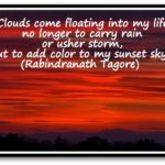 Quotes About Inspirational by Rabindranath Tagore