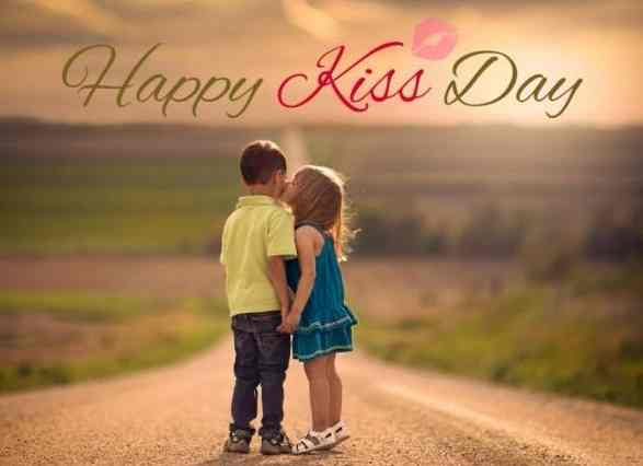 Quotes About Kiss Day 2018