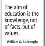 Quotes About Knowledge by William S. Burroughs