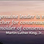 Quotes About Leadership by Martin Luther King, Jr.