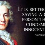 Quotes About Legal by  Voltaire