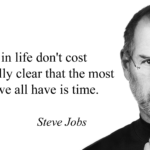 Quotes About Life Favorite by Steve Jobs