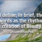 Quotes About Poetry by Edgar Allan Poe