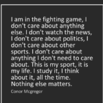 Quotes About Politics by Conor McGregor