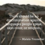 Quotes About Religion by Malala Yousafzai