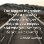 Quotes About Respect by Renee Olstead