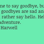 Quotes About Sad by Ernie Harwell