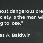 Quotes About Society by  James A. Baldwin