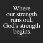 Quotes About Strength God Twitter